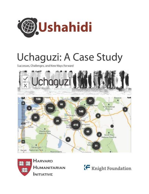 Uchaguzi: A Case StudySuccesses, Challenges, and New Ways Forward