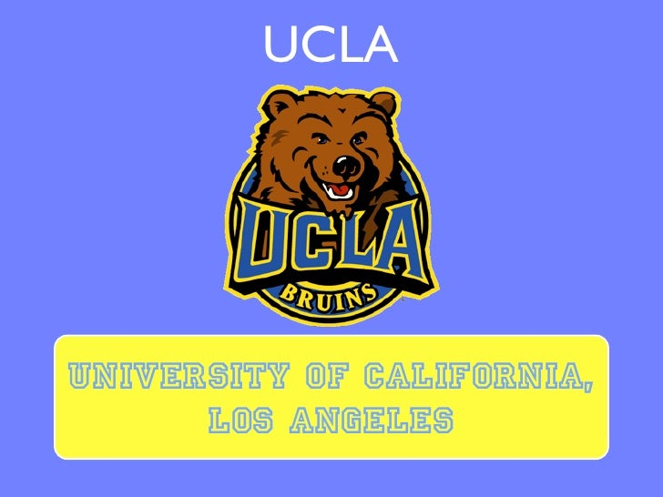 Ucla college project