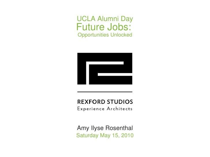UCLA Future Jobs : Unlocking Potential : Digital