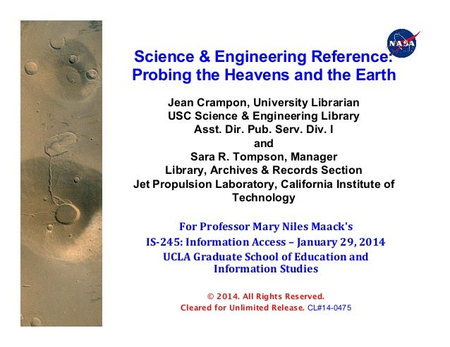 PRE-DECISIONAL DRAFT; For planning and discussion purposes only	   1 5/28/14! Mars Science Laboratory!Science & Engineerin...