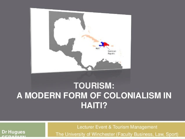 haiti research papers