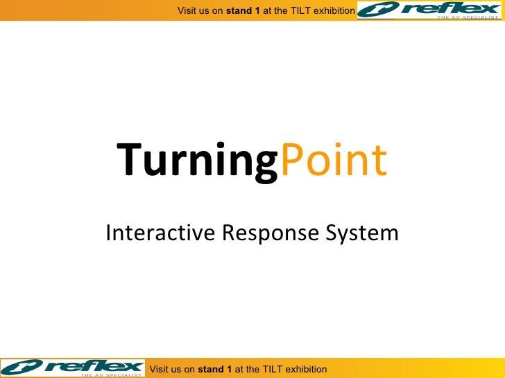 Turning Point Interactive Response System