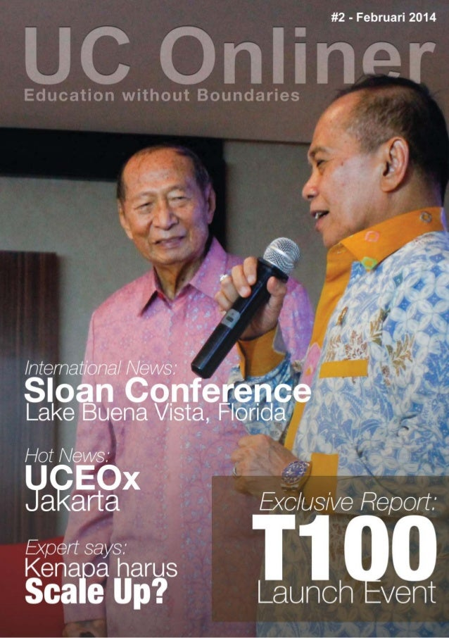 Majalah UC Onliner, Februari 2014
