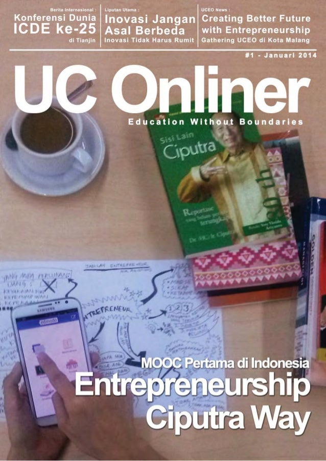 UC Onliner  Januari 2014