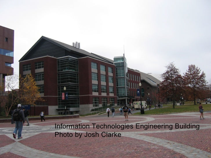 Information Technology Building Information Technologies