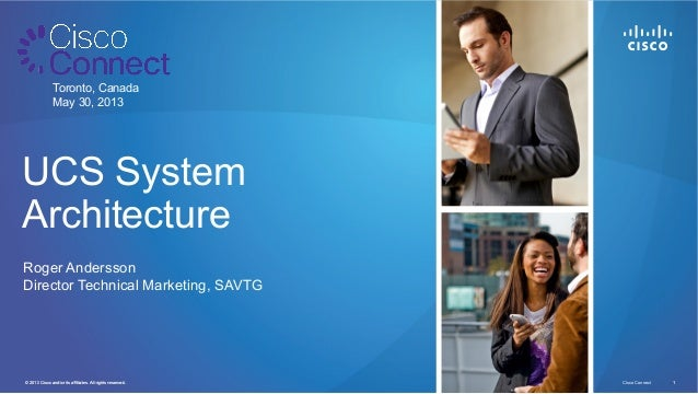 UCS System Architecture