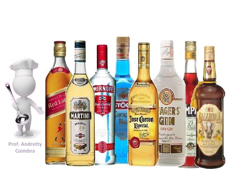 UCSal gastronomia serviços de bar 2° sem bebidas