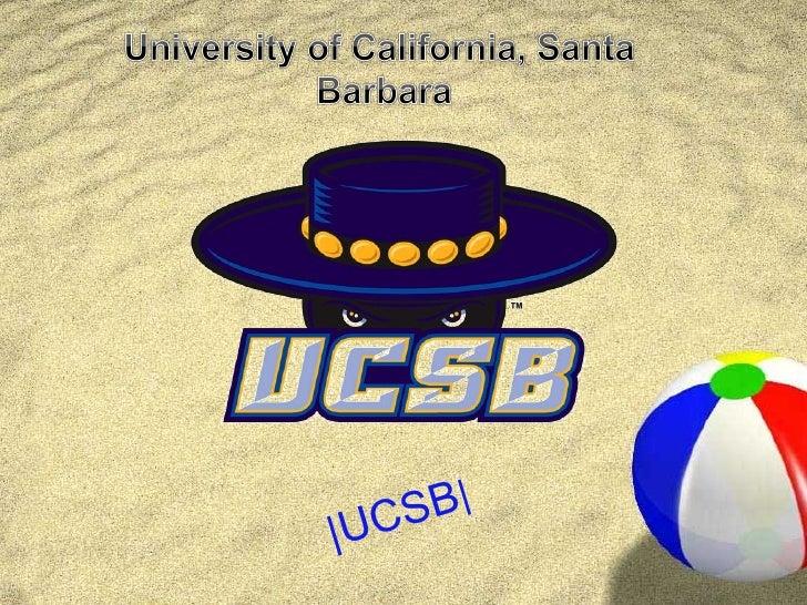 |UCSB |