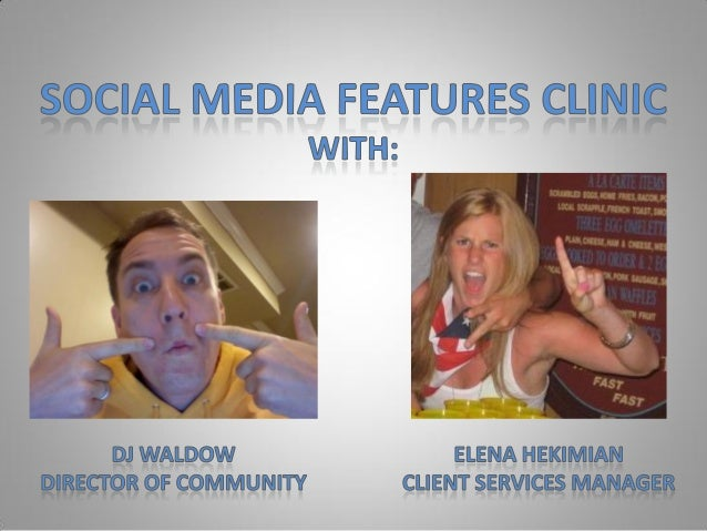 Email Marketing & Social Media | Publicaster Clinic (Blue Sky Factory User Conference)
