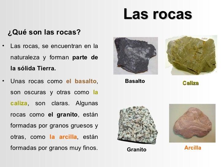 Ud 4 minerales rocas y suelo for Que es el granito