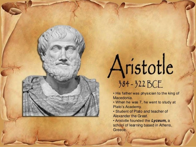 a discussion on anselms views on the aristotelian doctrine of the will The bulk of the discussion has centred about the question of its place in the organon and in aristotle's system, and the character of the ten categories to which the greater part of the book is devoted.