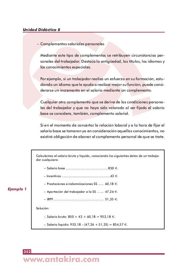 Confeccion Nomina Esslidesharenet Procesos Industriales