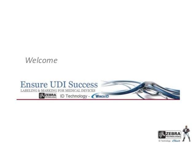 Ensure UDI Success!