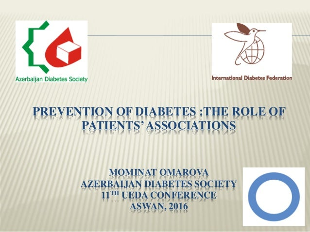 diabetes associations: