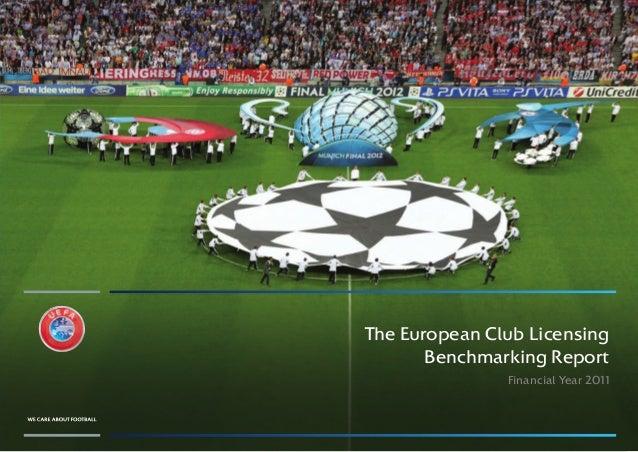 Relatório de Referência do Licenciamento de Clubes | UEFA 2013