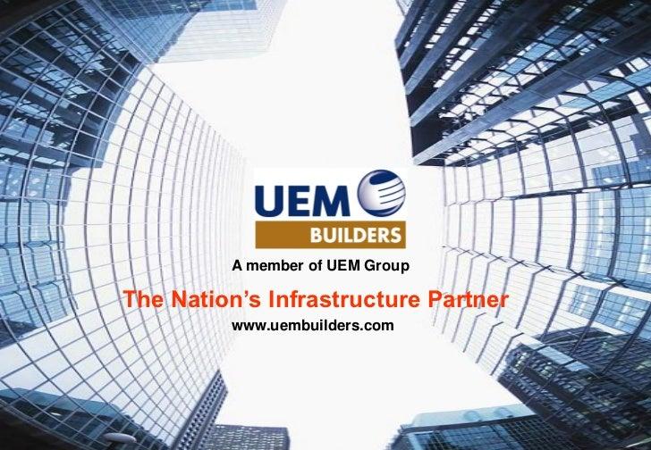 Uemb building & civil works march 2011 usd