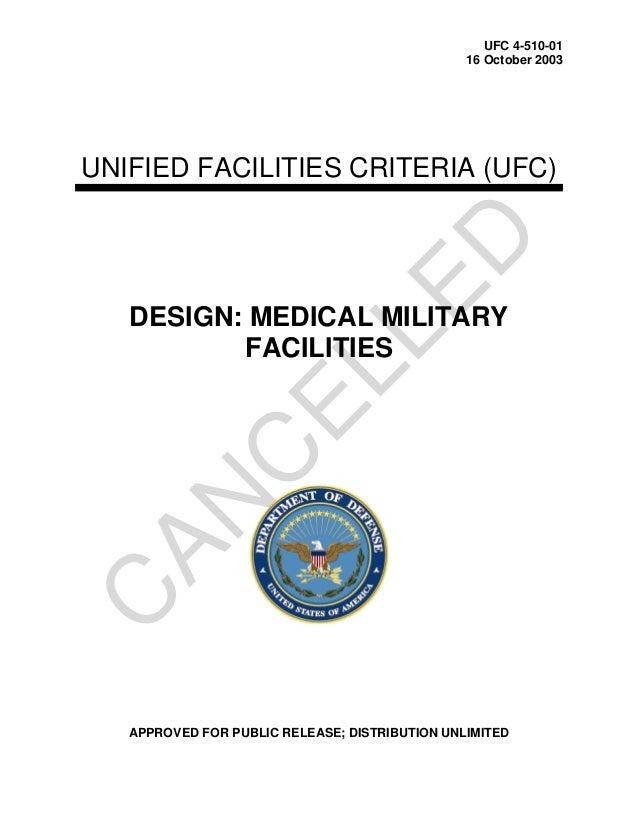 Ufc 4 510_01_2003 usdod