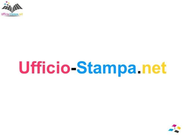 Ufficio-Stampa.net                     1