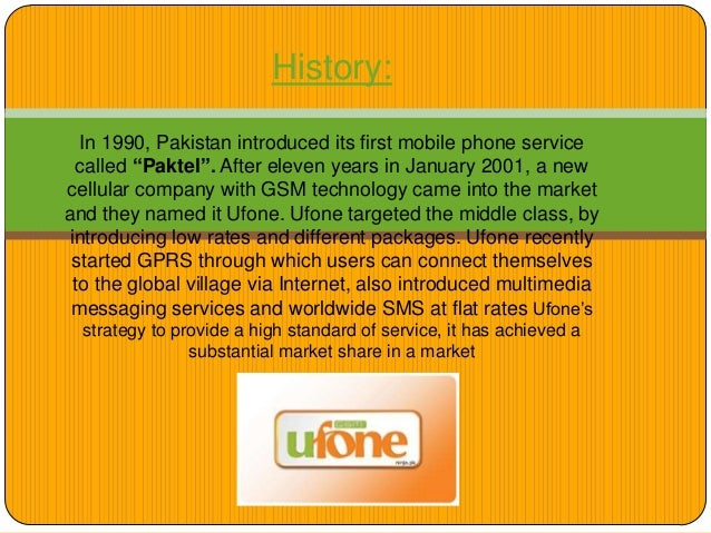 organization structure of ufone Business structure: main areas of responsibility include manpower planning, organizational development ufone (established in 2001.
