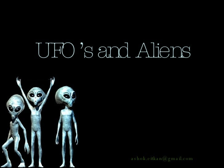 Uf Os And Aliens