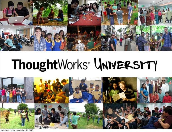 Universitydomingo, 12 de dezembro de 2010