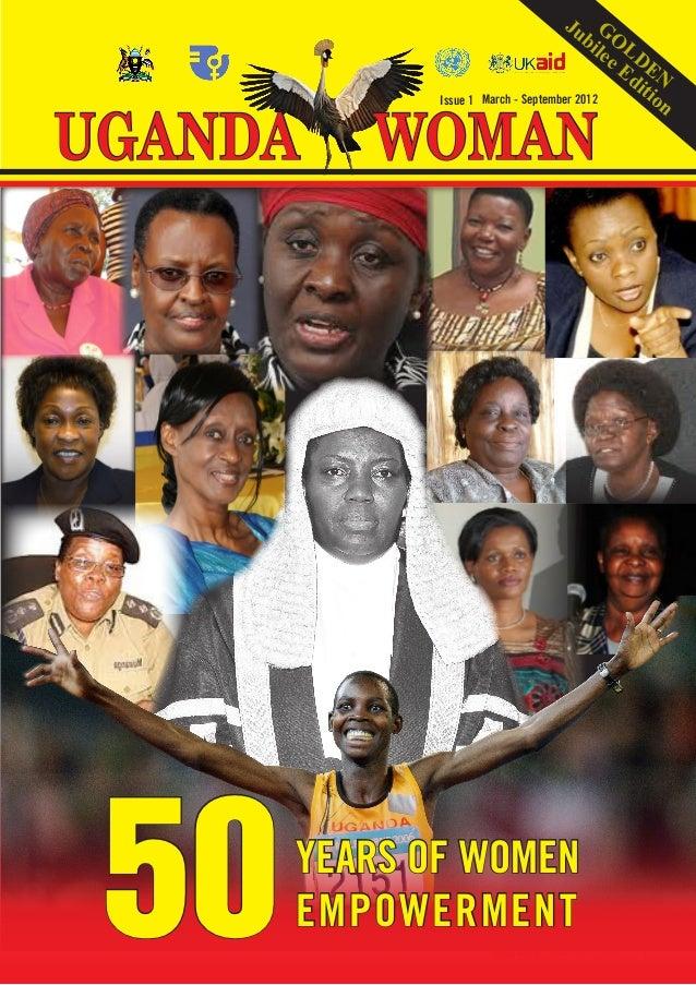 Uganda woman 2012