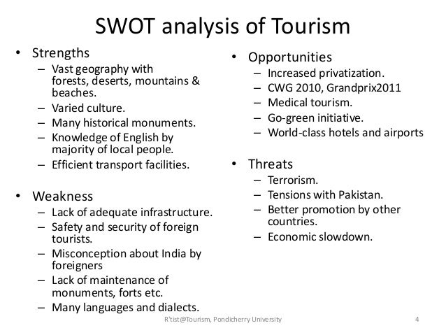 destination swot analysis Case study personal swot analysis education essay print reference this  disclaimer: this work has been submitted by a student this is not an example of the work.
