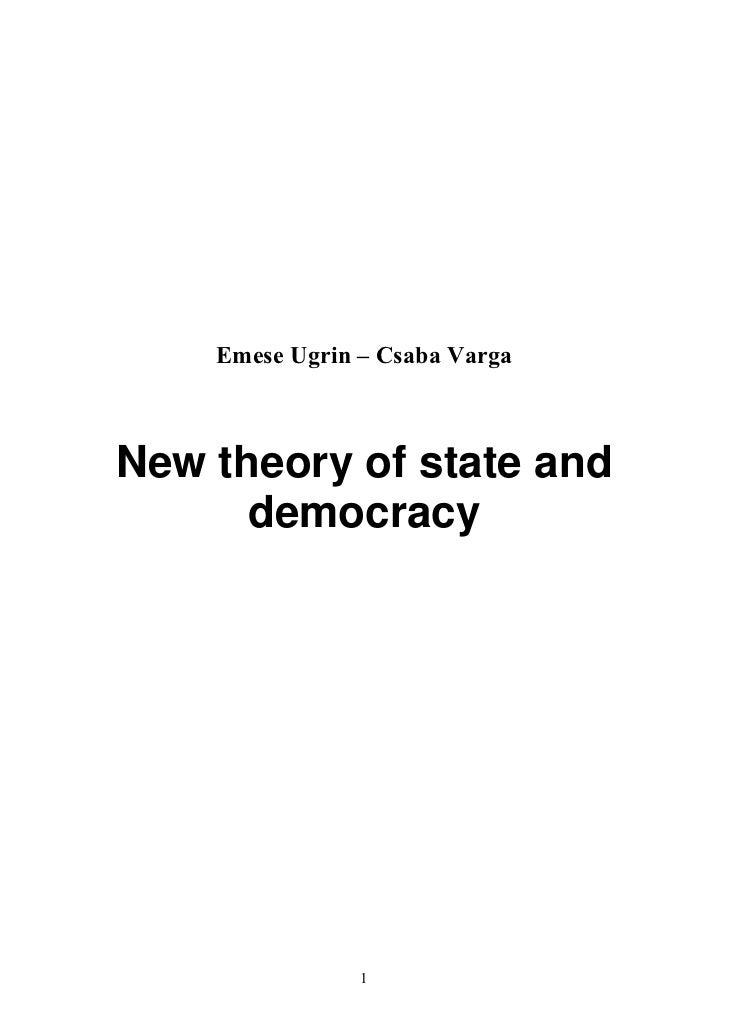 FULL BOOK - Ugrin-Varga New theory - Csaba Varga