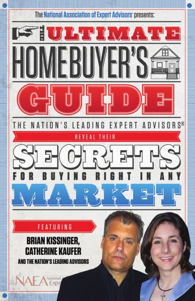 The Ultimate Homebuyer's Guide