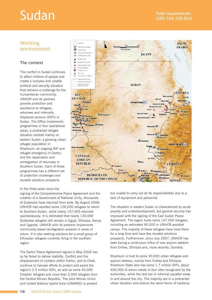 Sudan                                                                                        Total requirements:          ...