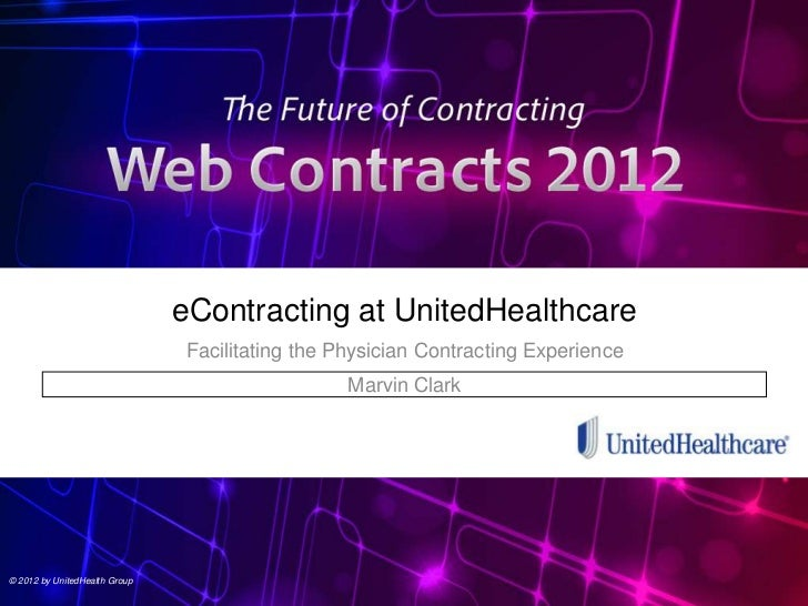 How Fortune 100 United HealthCare Uses Adobe EchoSign Electronic Signatures