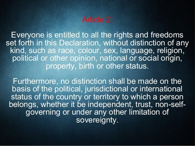 critique of the universal declaration of Adopted by the united nations in 1948, the universal declaration on human  rights  however, it has also faced criticism on islamic and conservative  grounds.