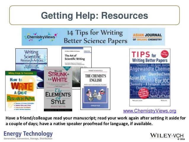 Does a scientific research paper have to be scientific?