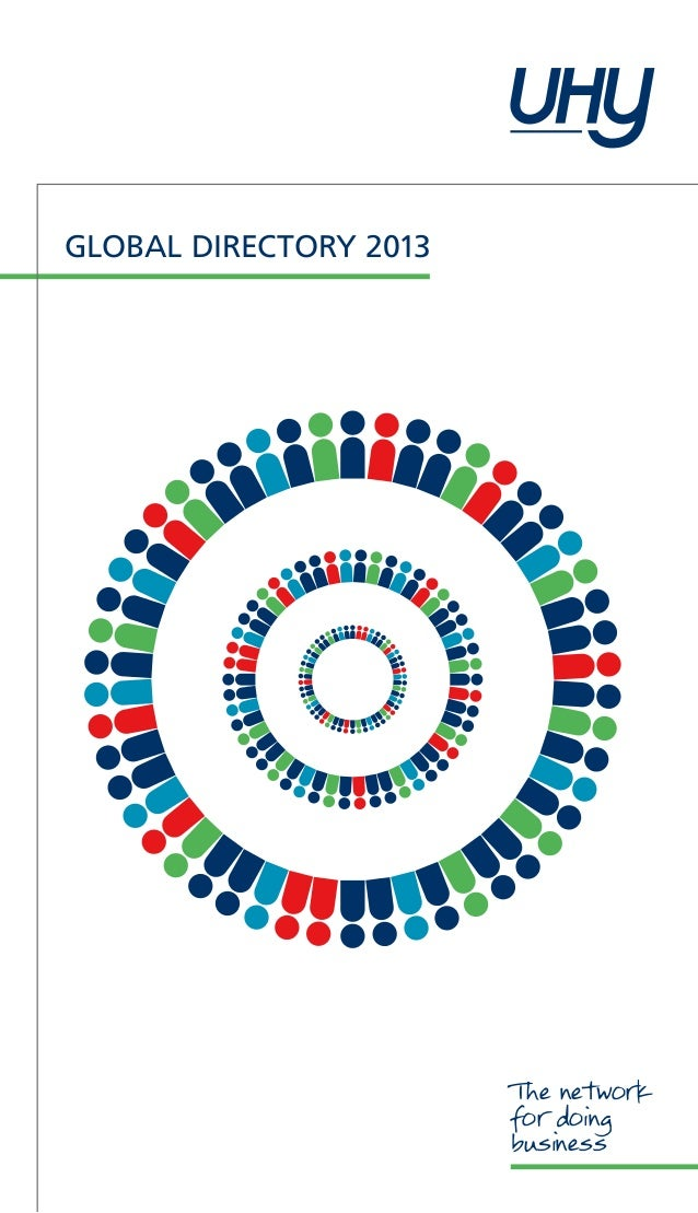 Uhy global directory-2013