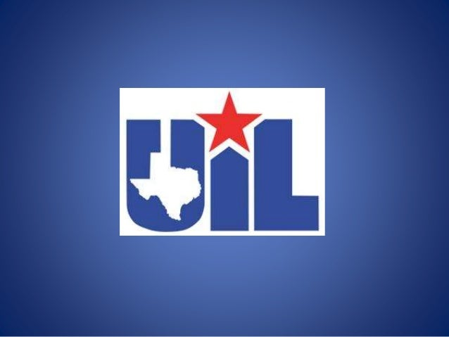 Elementary UIL Results