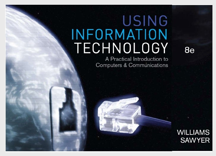 Using Information Technology Ch 1