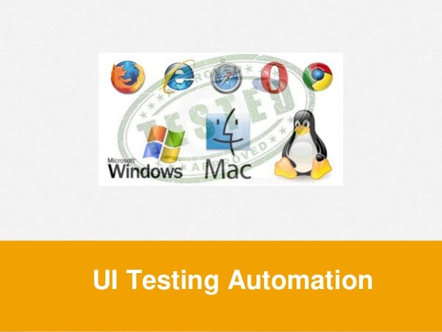 UI Testing Automation