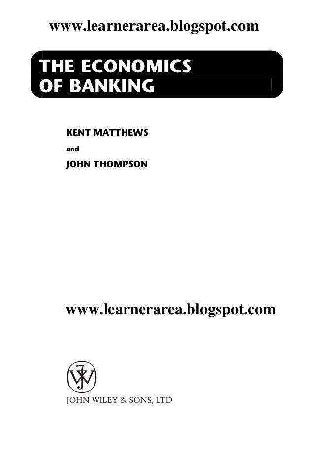 John Thompson economics