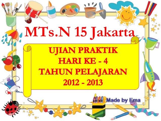 MTs.N 15 Jakarta