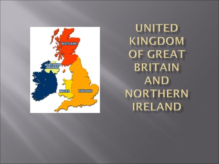    England is in the southern part of    Great Britain. It is an island    country and also part of the    United Kingdom...