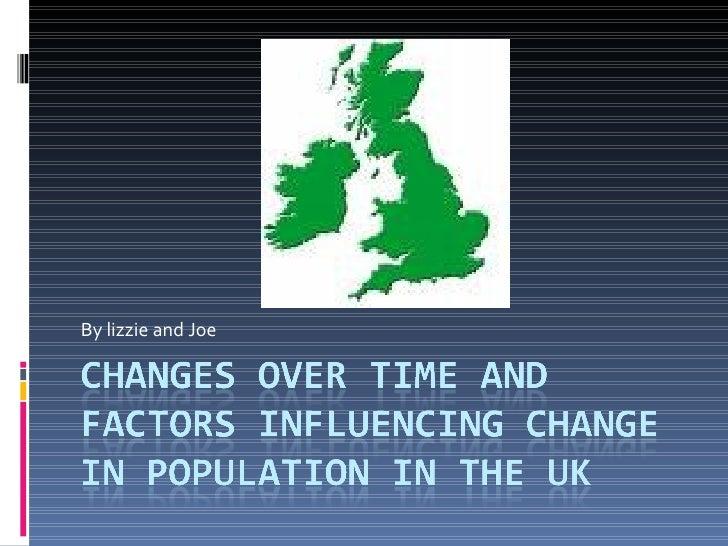 Uk Population Change