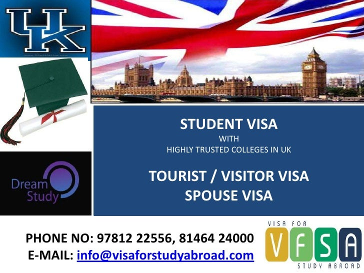 Study in the UK: UK student visa requirements and more ...