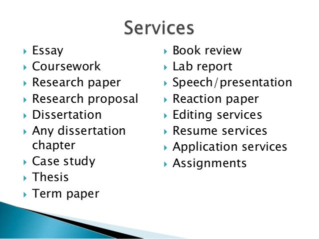 All best essays review