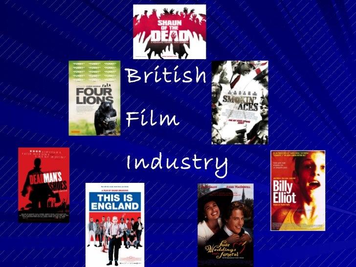 UK cinema Warp films & Working titles