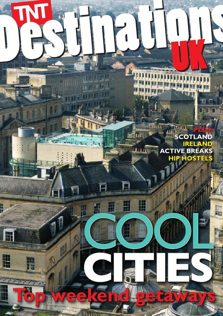 UK Cities Destination guide