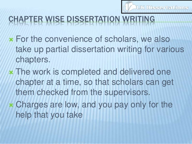 Dissertation proofreading service uk