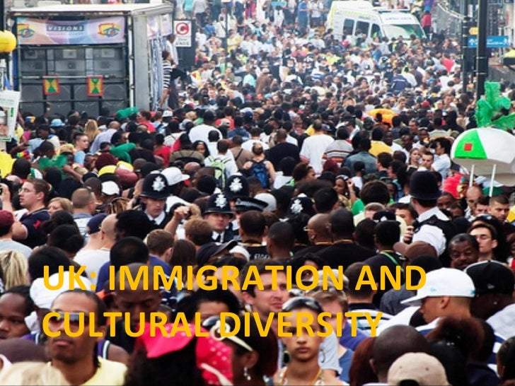 UK: Immigration And Ethnic Diversity