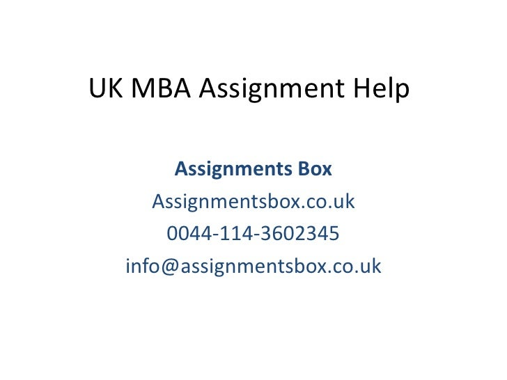 How To Write Your Mba Dissertation