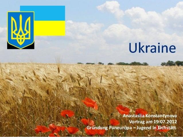 Ukraine & EU