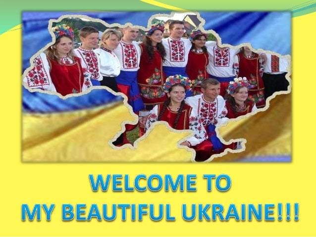 Ukraine is the largest / biggest country situated entirely in Europe… Our country is amazingly beautiful… unfortunately be...